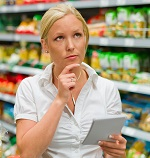 Reading Nutrition Fact Labels